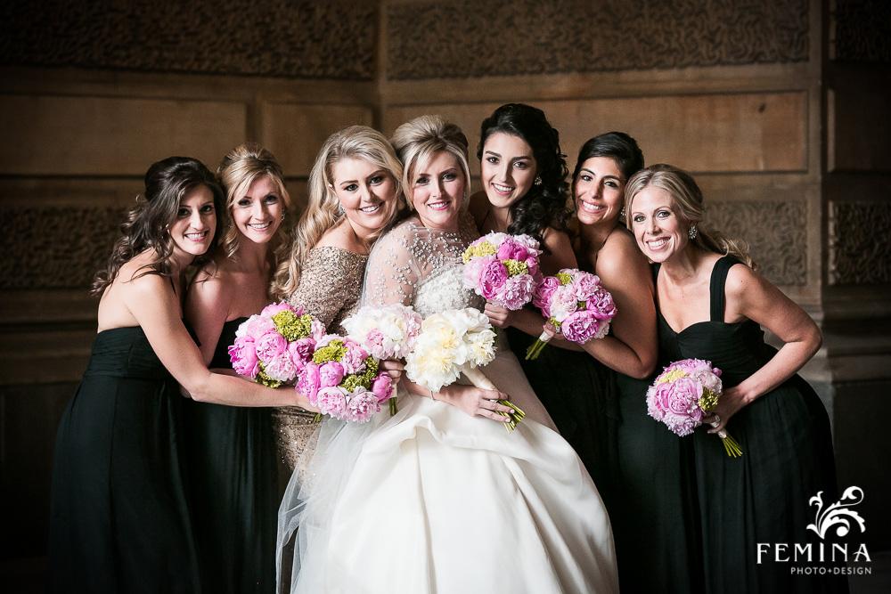 Philadelphia Curtis Center Wedding