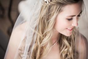Whimsical Bridal Portrait