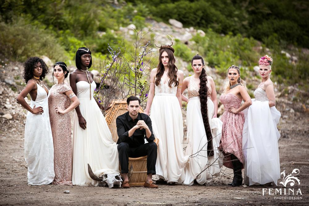Boho Bridal Styled Shoot