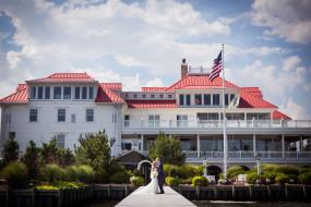 Mallard Island Wedding