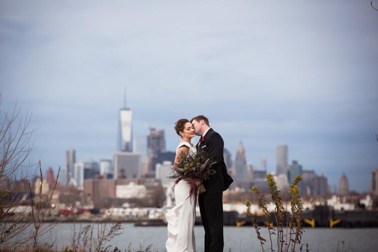 Industry City Brooklyn Wedding Photographers