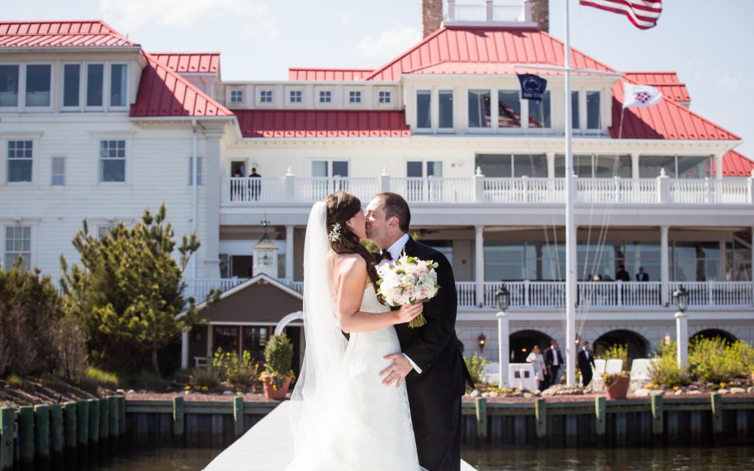 Jackie + Matt | Mallard Island Yacht Club Wedding Photographers