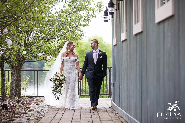 Kelli + Jason | Lake House Inn Wedding in Philadelphia