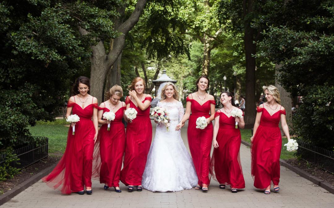 Rebecca + Lyall | Hyatt at the Bellevue Wedding