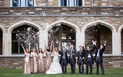 Michelle + Max | Saint Andrews School Delaware Wedding