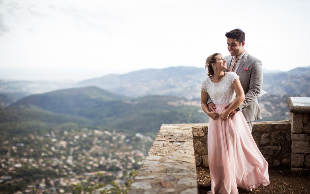 Emmalyn + Vincent | South of France Wedding