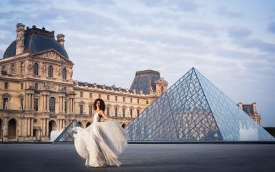 Paris Destination Wedding Photographers