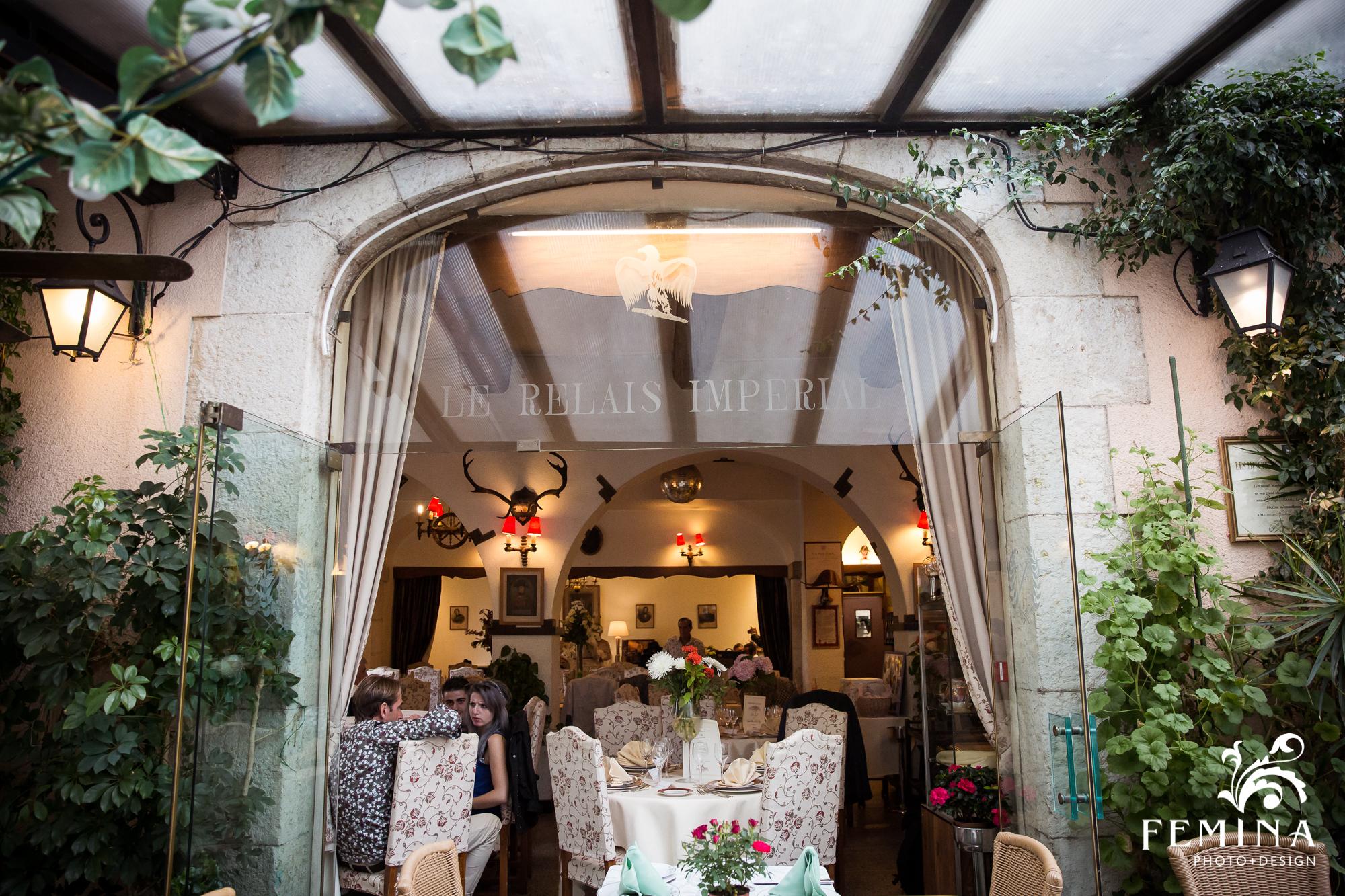 Le Relais Imperial Hotel in Saint-Vallier-de-Thiey France