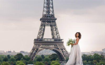 Femina Takes France: Paris Destination Wedding