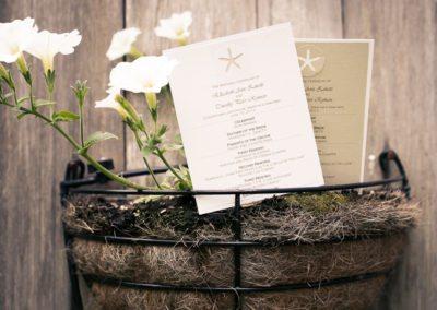 Martha's Vineyard Wedding Photographer & Invitations