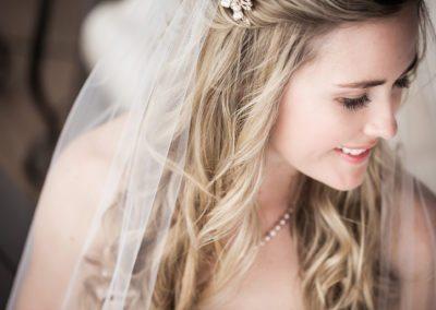 Bridal Portrait for Destination Beach Wedding