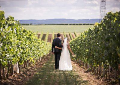 Vineyard Wedding in Bordeaux, France