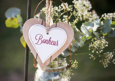 French Wedding Decor
