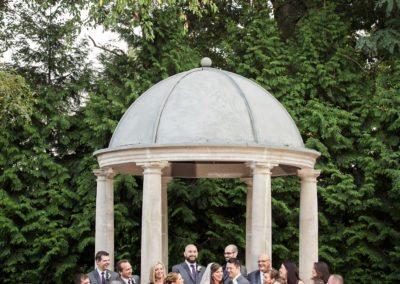 Florentine Gardens Wedding Photographer