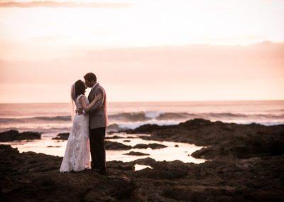 Destination Beach Wedding in Costa Rica