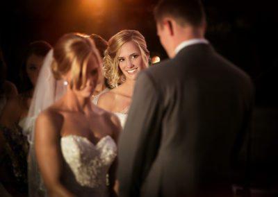 Laurita Winery Vineyard Wedding Ceremony