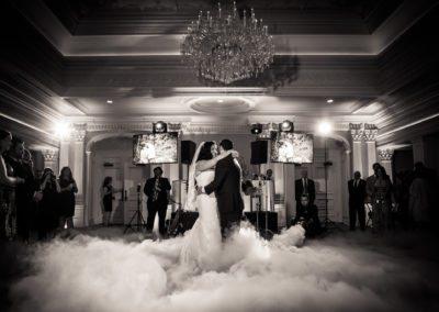 First Dance at Park Savoy Wedding, NJ