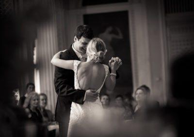 First Dance at Otesaga Hotel Wedding
