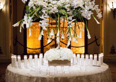 Bellevue Wedding Details in Philadelphia