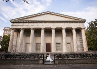 Bellevue Wedding Portraits in Philadelphia