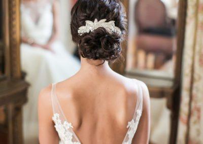 Bridal Suite at Cairnwood Estate Wedding in Philadelphia