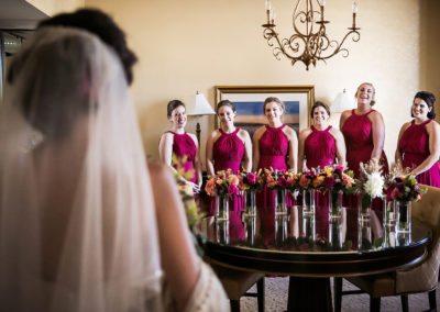 Bride Reveal at Brantwyn Estate, Wilmington, Delaware