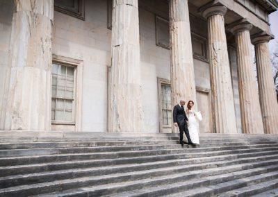 Washington Square Park Philadelphia Wedding Photography