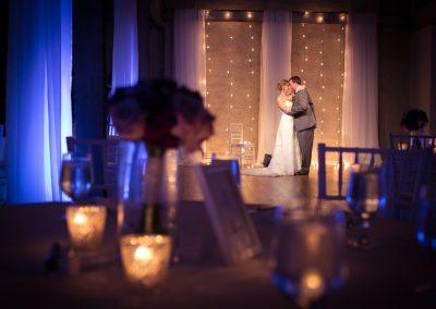 Front & Palmer Wedding Reception