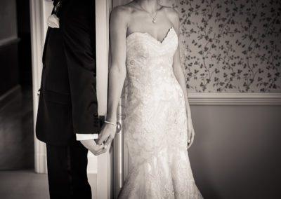 First Look at Brantwyn Estate wedding in Wilmington, Delaware