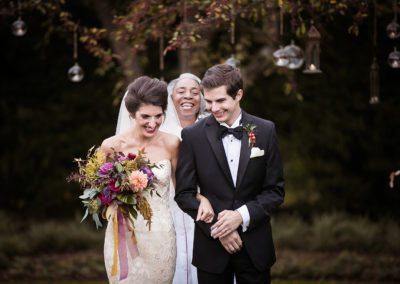 Wedding Ceremony at Brantwyn Estate wedding in Wilmington, Delaware