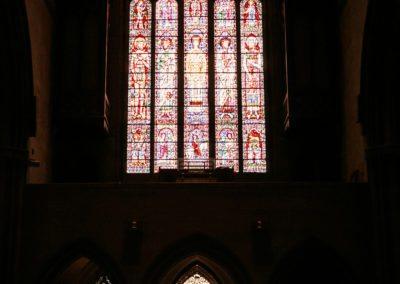 Bryn Athyn Cathedral Wedding Photographer