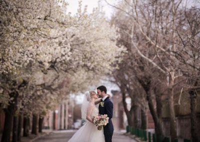 Spring Philadelphia Wedding Photography