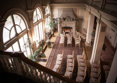 Cairnwood Estate Wedding Ceremony Photography