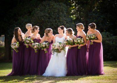 Bridal Party Philadelphia Wedding
