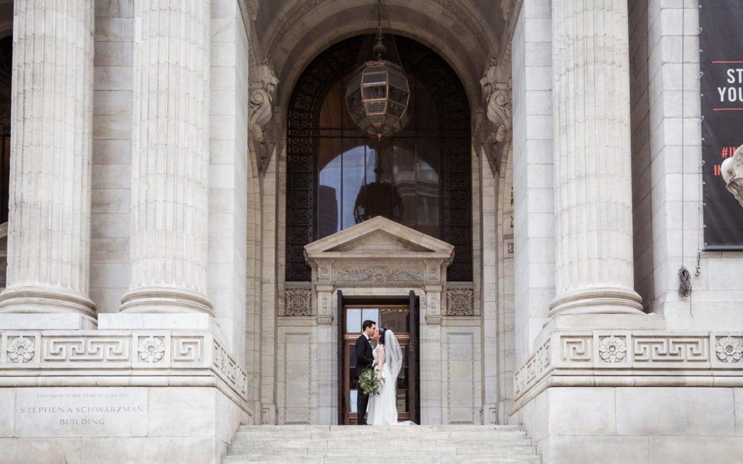 Bryant Park Wedding Photographers