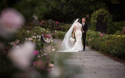 Lili + Maciej | Stone Mill Wedding at the New York Botanical Gardens