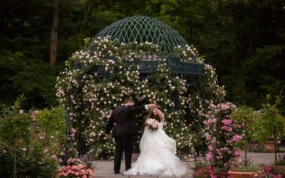 Danielle + Johnny | Stone Mill Wedding at New York Botanical Gardens