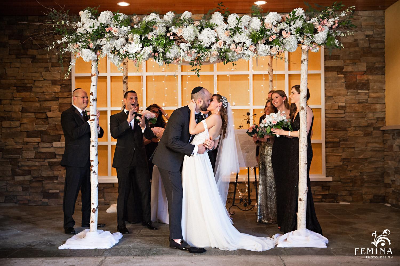 Stone House Stirling Ridge NJ Wedding Photo