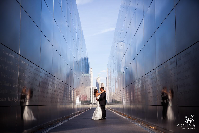 Liberty House NYC Wedding Photos