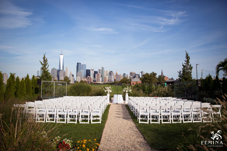 Liberty House New York City Wedding Photography