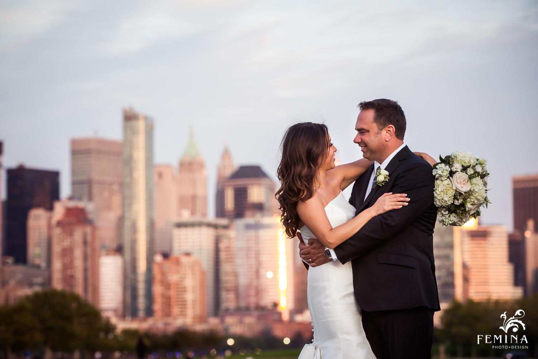 Liberty House NYC Wedding Photographer