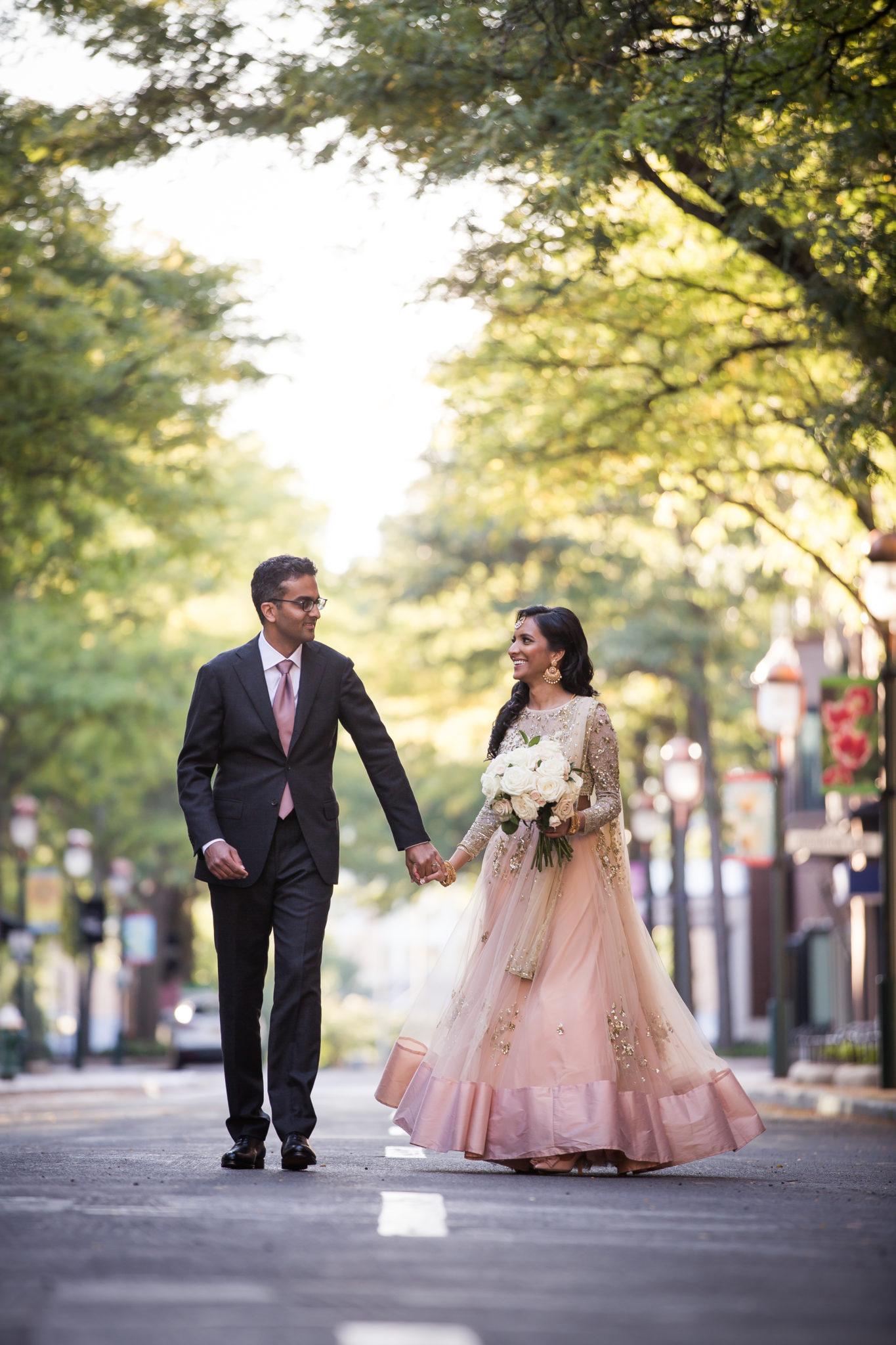 Westin Hotel New Jersey Wedding Photos