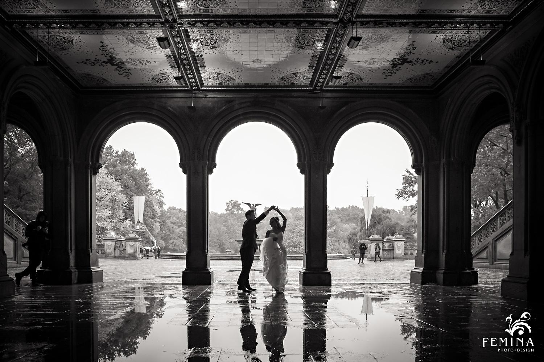 Loeb Boathouse Wedding Photos