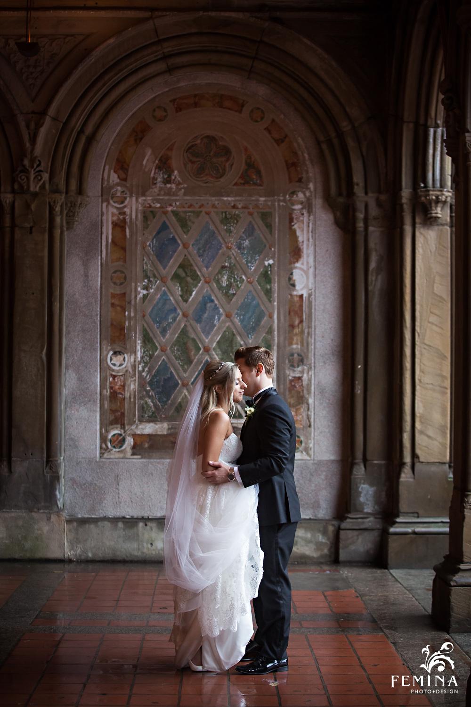 Loeb Boathouse Wedding Photographers