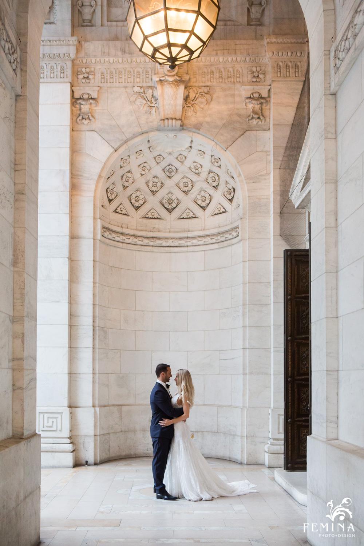 Park Lane Hotel Central Park Wedding Photographers