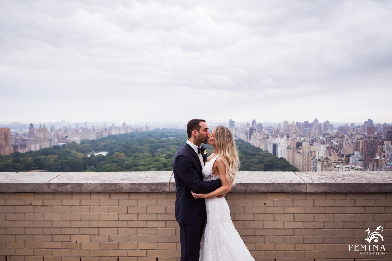 Central Park NYC Par Lane Wedding Photos