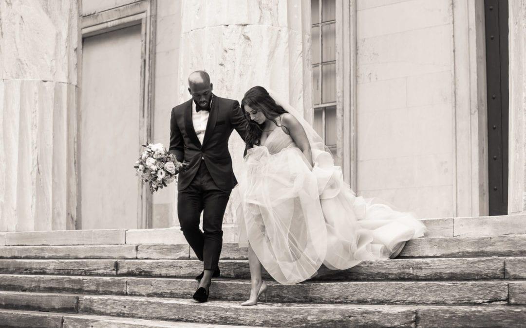 JoAnn + Leer | Union Trust Wedding