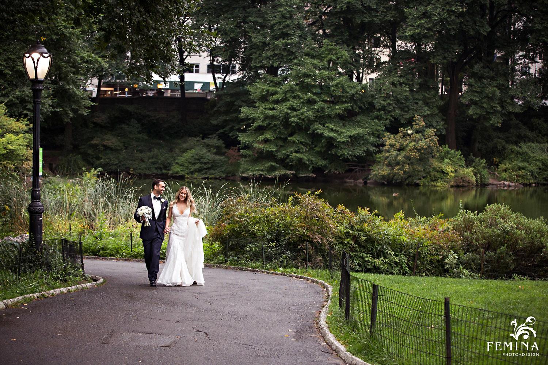 Central Park Wedding Photography: NYC Wedding Photographers