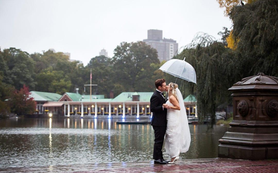 Alyssa + Benjamin | Loeb Boathouse Central Park Wedding