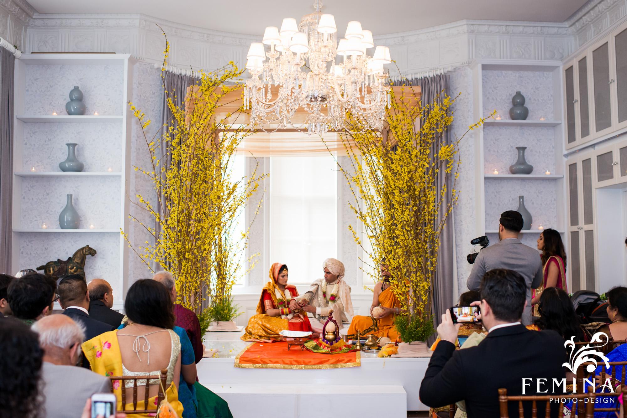 NYC Pratt House Wedding Photographer